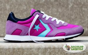CONVERSE CONS THUNDERBOLT '84 SNEAKERS magenta