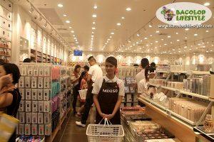 Miniso Bacolod at SM City Bacolod