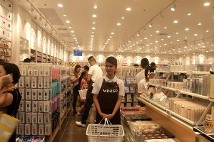 Miniso Bacolod at SM City Bacolod