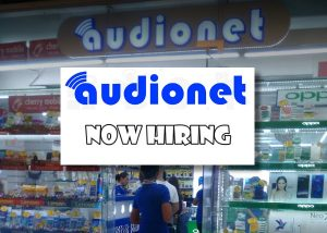 audionet now hiring