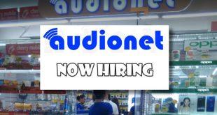audionet now hiring