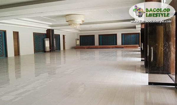 Function halls - Resorts Negrense at Punta-taytay Bacolod City