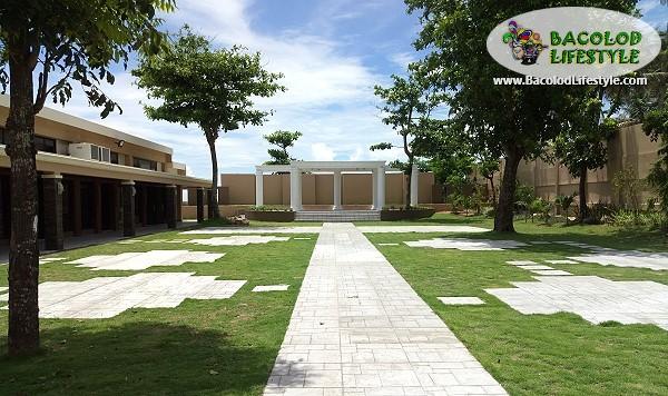 Garden - Resorts Negrense at Punta-taytay Bacolod City