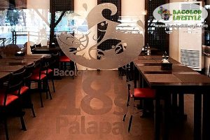 Bacolod 18th Street Palapala Seafood Grill n Restaurant Function room