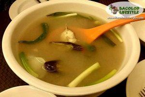 Fish Tola or Fish Sinigang