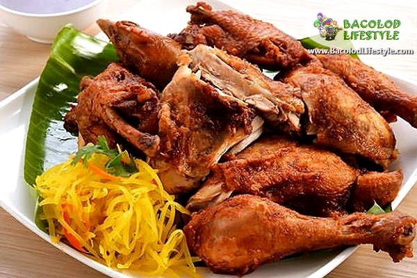 Lola Pepang's Chicken