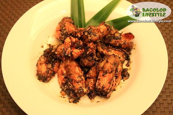 Peppered Shrimp