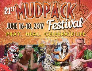 Mudpack Festival 2017 Schedule