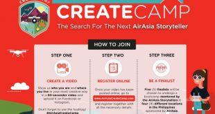 AirAsia CreateCamp