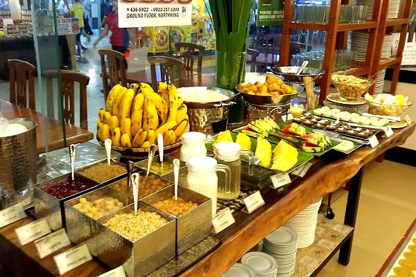 Cabalen Dessert Station