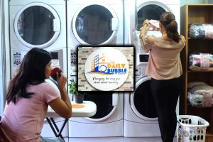 Daily Bubble Laundry - The District Ayala