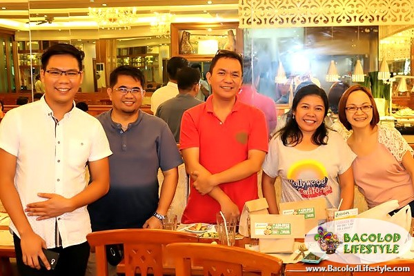 Negros Bloggers at Cabalen Bacolod