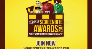 M&M'S® Screenbite Awards!