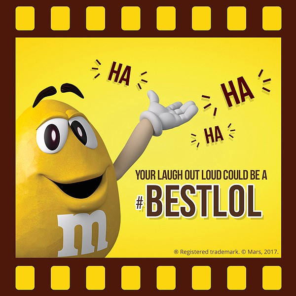 M&M'S® Yellow Category