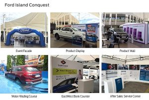 Ford Island Conquest at SM City Bacolod