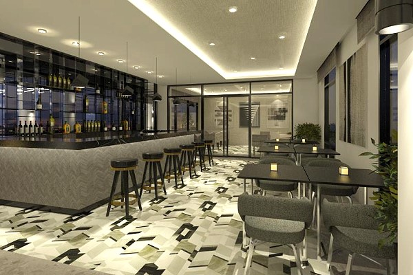 Seda Capitol Central - Bacolod City - Straight Up Bar