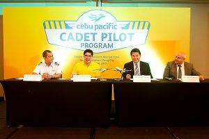 Cebu Pacific launches Cadet Pilot training program