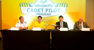 Cebu Pacific launches Cadet Pilot training program
