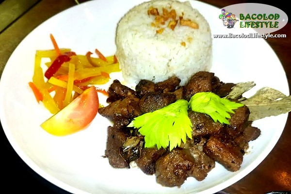Imported Lamb Adobo