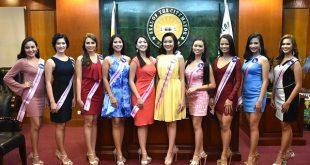 MassKara Queen 2017 Candidates