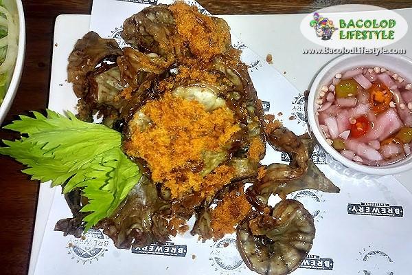 Pork Floss and Chicharon Bulaklak
