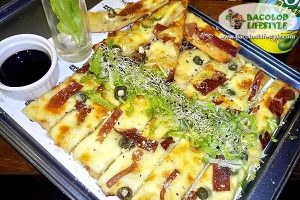 Prosciutto Ham Pizza