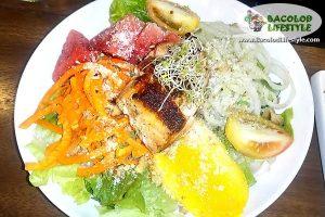 Sea Bounty Salad