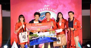 AirAsiaCreateCAMP Grand Winner