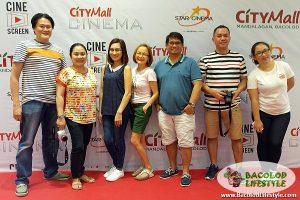 Negros Bloggers at Citymall Cinema