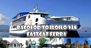 FastCat Ferry - Bacolod to Iloilo