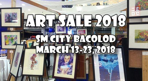 Art Sale 2018 SM Bacolod