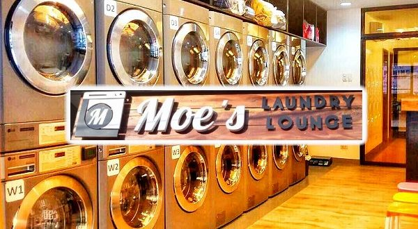 Moe's Laundry Lounge