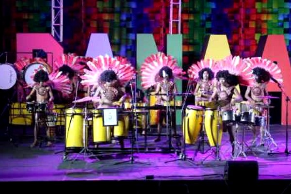 2019 Panaad sa Negros Festival - Drumbeating Competition