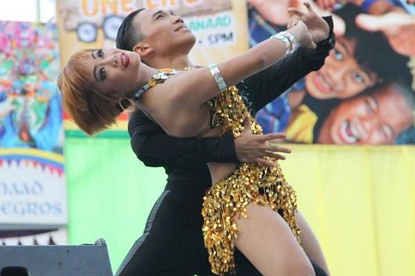 Panaad sa Negros Festival - Ballroom Dance Festival
