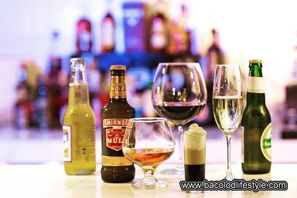 Drinks at Bizbar