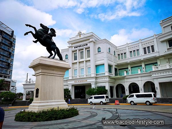 Emperador Building location of ILOMOCA