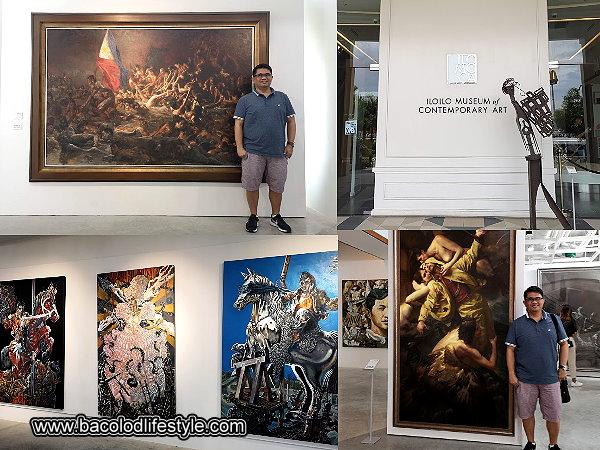 Inside - Iloilo Museum of Contemporary Art