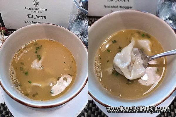 Kap Ising Molo Soup