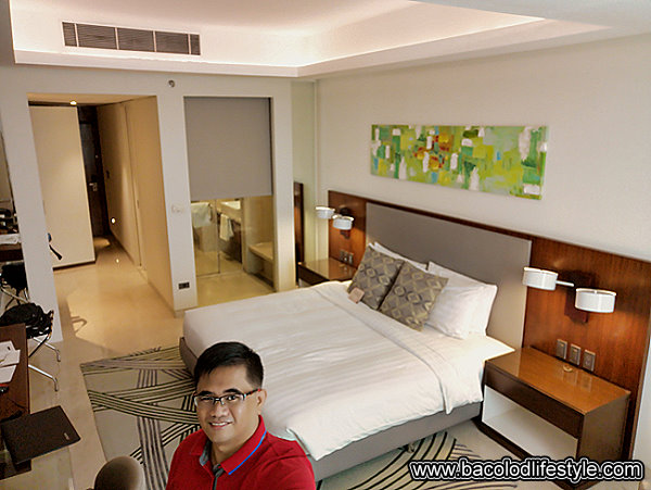 Richmonde Hotel Iloilo - Deluxe King Room - My Room