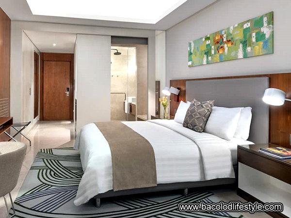 Richmonde Hotel Iloilo - Deluxe King Room