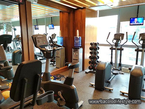 Richmonde Hotel Iloilo - Fitness Center