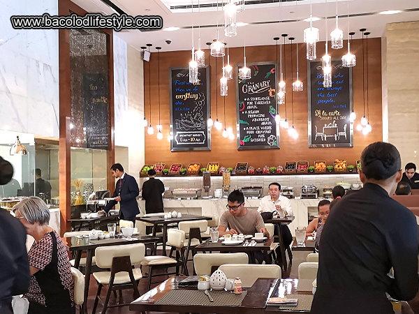 Richmonde Hotel Iloilo - Inside The Granary
