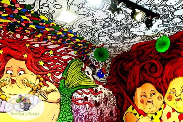 Weego Bistro - Wall Art