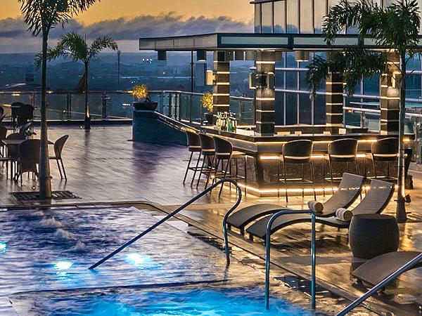 Richmonde Hotel Iloilo - Zabana Bar