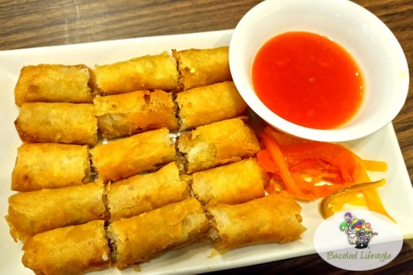 Gerry's Grill Lumpia Shanghai