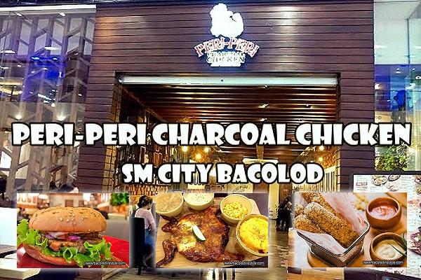 Peri Peri Charcoal Chicken at SM City Bacolod