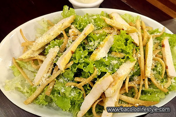Peri-Peri Chicken Salad