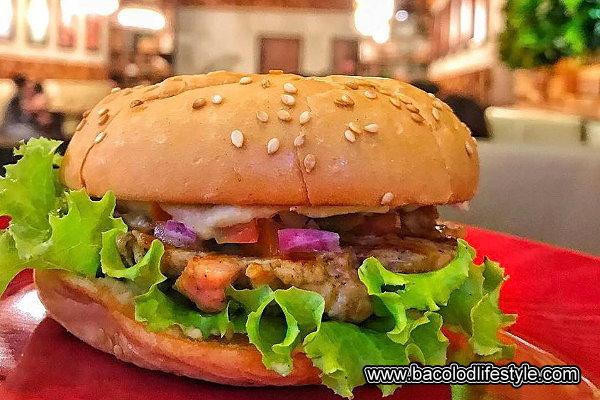 Peri-Peri ChoriPan Burger
