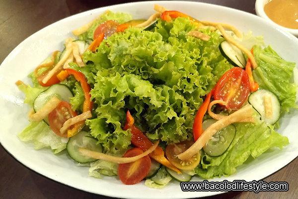 Peri-Peri House Salad