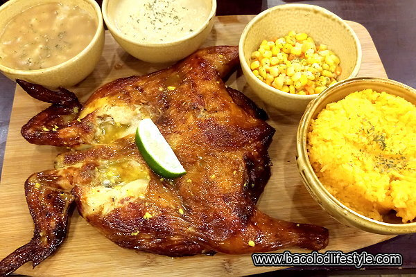 Peri-Peri Whole Chicken Rio